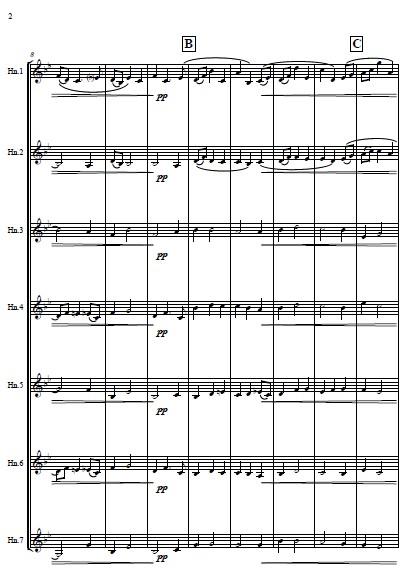 461 Nimrod Horn Septet SAMPLE page 02