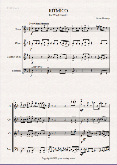ritmico wq 1