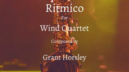 ritmico wind quartet