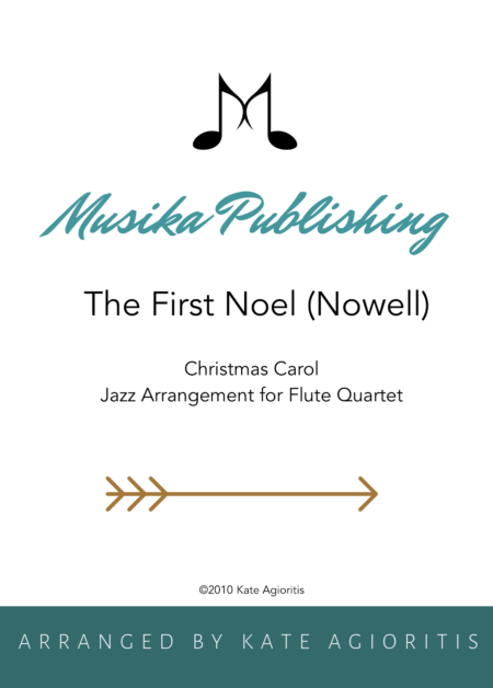 First Noel Flute Jazz