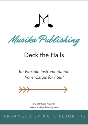 Deck the Halls – Flexible Instrumentation