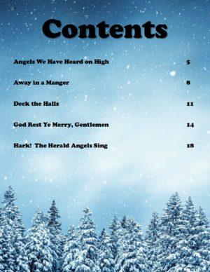 Christmas Carols (Easy Piano Solo)
