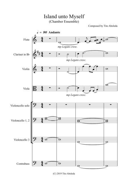 IslandUntoMyself Score and parts 02
