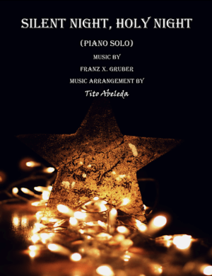 Silent Night, Holy Night (Piano Solo)