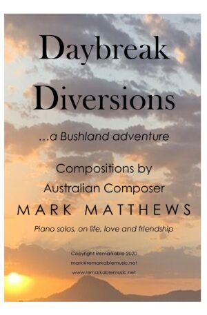 Daybreak Diversions…a bushland adventure