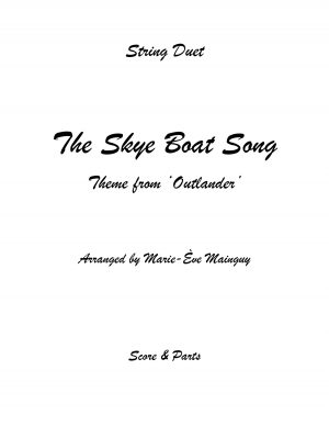 The Skye Boat Song – Violin Duet