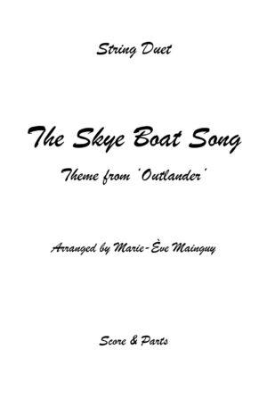 The Skye Boat Song – Violin Duet