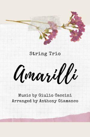 AMARILLI – string trio