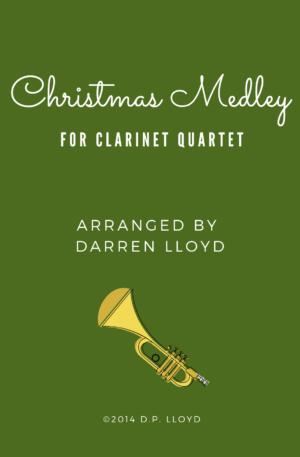 Christmas Medley – Clarinet Quartet