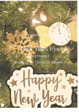 Favourite Tunes for New Years Eve (Hogmanay) – Trumpet Trios and Piano