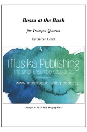 Bossa at the Bush – Trumpet Quartet
