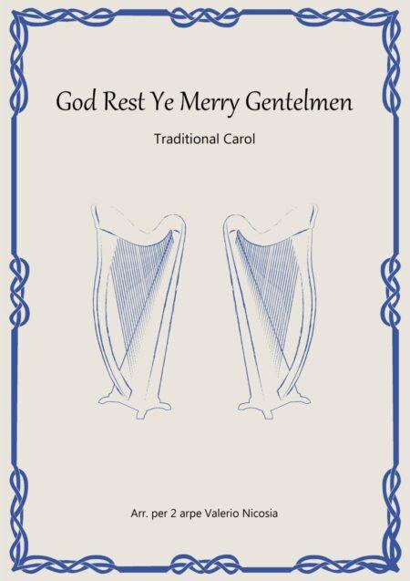 God Rest Ye Merry gentlemen EXAMPLE trascinato