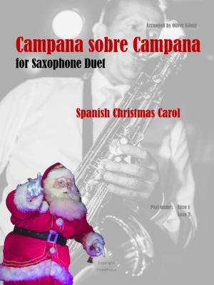 Campana sobre Campana for 2 Saxophones