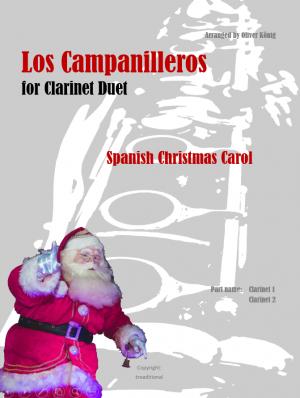 Los Campanilleros für 2 Klarinetten