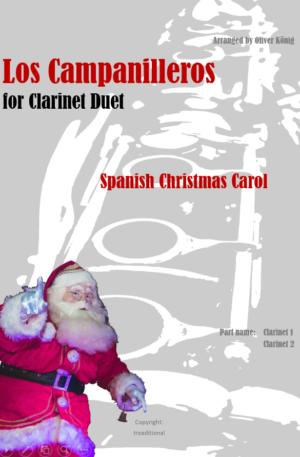 Los Campanilleros for 2 Clarinets