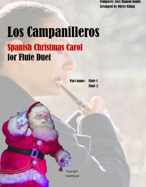 Los Campanilleros for 2 Flutes