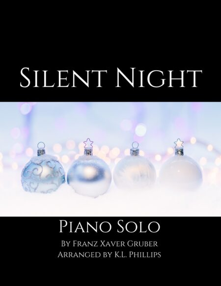 Silent Night - Piano Solo webcover