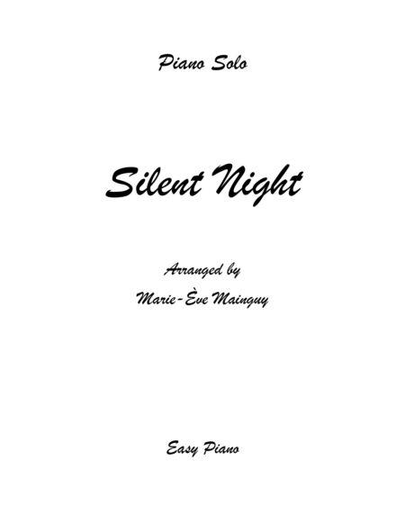SIlentNight Couverture page 0001