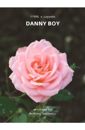 DANNY BOY – TTBB, a cappella