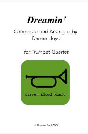 Dreamin' – Trumpet Quartet