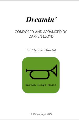 Dreamin' – Clarinet Quartet