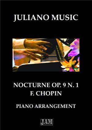 NOCTURNE OP. 9 N. 1 – F. CHOPIN