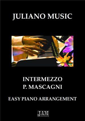 INTERMEZZO (EASY PIANO – C. VERSION) – P. MASCAGNI