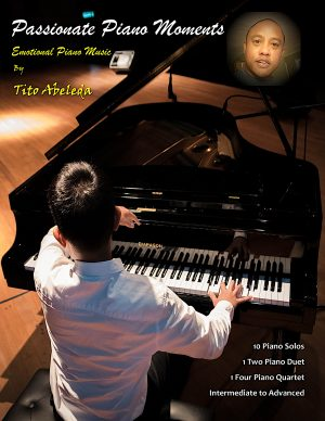 Passionate Piano Moments (Piano Book)