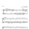 Forty Days And Forty Nights, for Flute Duet