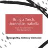 Bring a Torch...clarinet/alto sax (cover pg.)