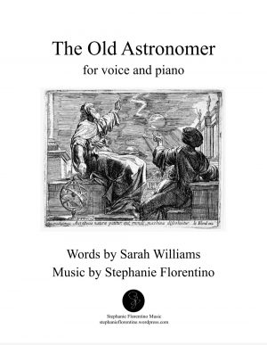 The Old Astronomer – Piano/Vocal/Chords