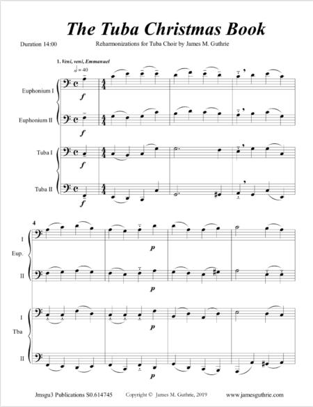 The Tuba Christmas Book