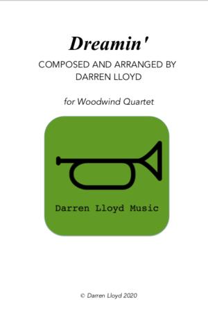 Dreamin' – Woodwind Quartet