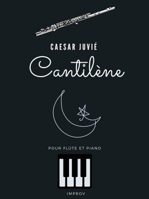 Cantilène – pour flûte et piano