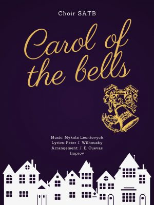 Carol of the bells – for choir SATB
