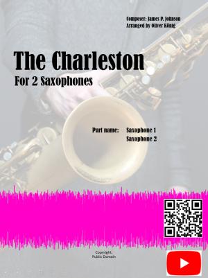 The Charleston for 2 Saxophones
