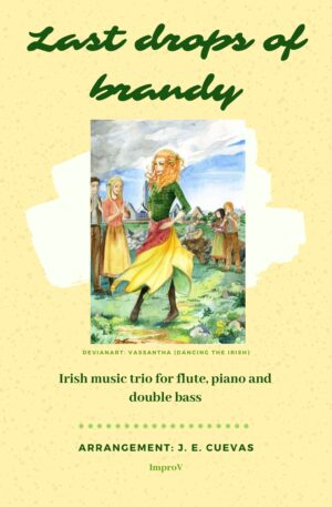 Last drops of brandy – Irish music for flute, piano and double bass