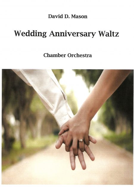 Wedding Aniversary Waltz Chamber Orchestra Front Page scaled