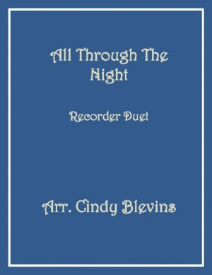 All Through the Night, Recorder Duet