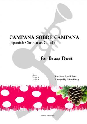 Campana Sobre Campana for Brass Duet