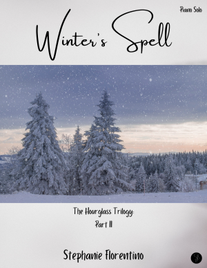 Winter's Spell (The Hourglass Trilogy: Part 2) – Piano Solo