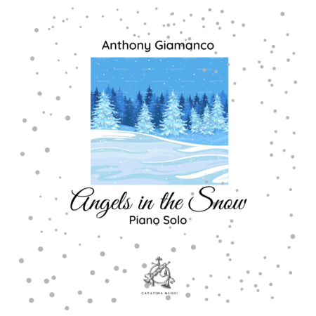 Angels in the Snow piano solo
