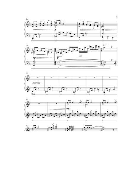 WINTER DREAMS piano 2