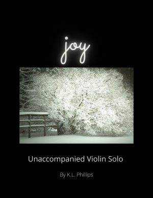 Joy – Unaccompanied Violin Solo