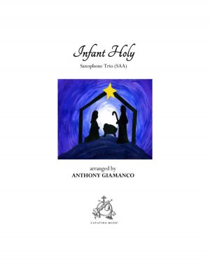 INFANT HOLY – sax trio