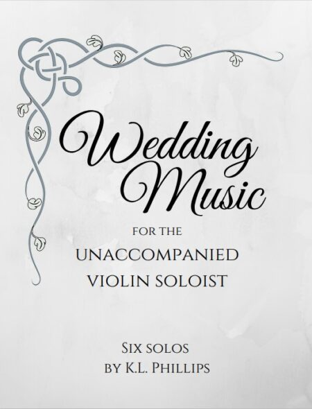 Wedding Music for the Unaccompanied Violinist webcover