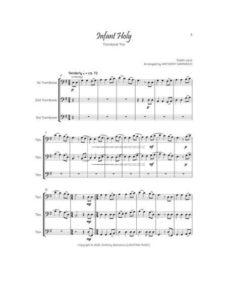 score, page 1