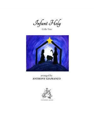 INFANT HOLY – cello trio