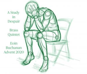 A Study in Despair for Brass Quintet