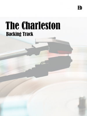 The Charleston Backing Track in Eb